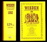 img - for Wisden Cricketers' Almanack 1992 book / textbook / text book