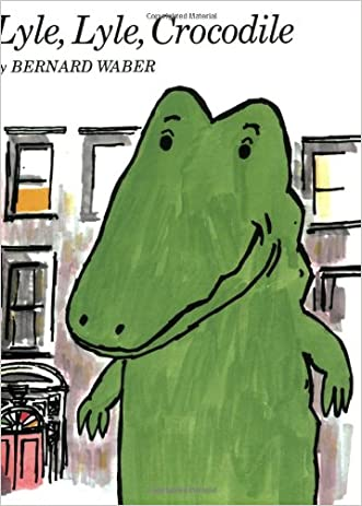 Lyle, Lyle Crocodile Book & CD (Read Along Book & CD)