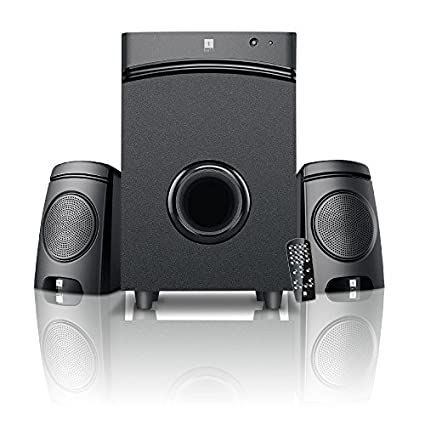 iball Tarang V16 2.1 Multimedia Speakers