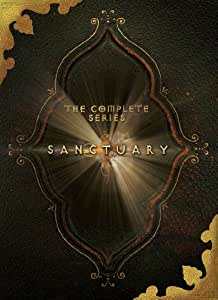 Sanctuary: The Complete Series [Import]