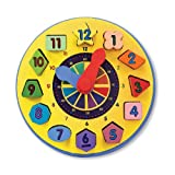 Melissa and Doug Shape Sorting Clockby Melissa & Doug