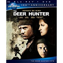 The Deer Hunter [Blu-ray + DVD] (Universal's 100th Anniversary)