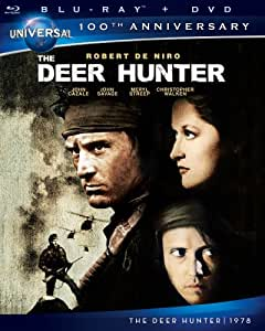 NEW De Niro/walken/streep - Deer Hunter (Blu-ray)