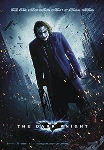 Batman - The dark Knight: Joker with Gun (2008) / US Filmplakat Poster