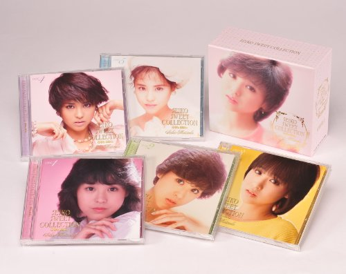 松田聖子 SEIKO SWEET COLLECTION [Blu-spec CD]