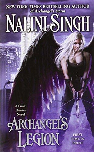 Image of Archangel's Legion (A Guild Hunter Novel)
