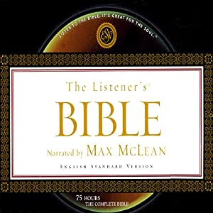 The Listener's Bible Audiobook