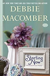 Starting Now: A Blossom Street Novel (Random House Large Print)