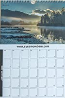 Cumbria and the Lake District 2016 A4 Calendar