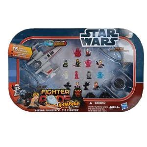 Star Wars Fighter Pods Rampage Figure (16 Pack)