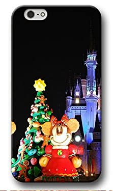 buy Fashion Hard Mickey Mouse Christmas Eve Iphone 6S Plus Case, Coolest Iphone 6 Plus Back Cover