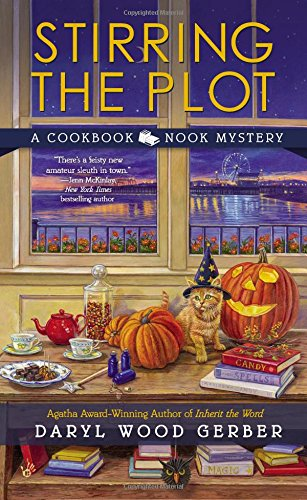 Stirring The Plot (A Cookbook Nook Mystery) front-882043