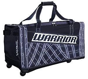 Warrior Sports Inc. Vandal Junior Wheeled Hockey Bag by Warrior Sports