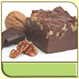 Mo's Fudge Factor, Chocolate Walnut Fudge 1 pound