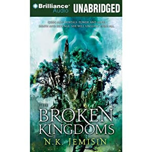 The Broken Kingdoms Audiobook
