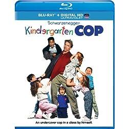 Kindergarten Cop (Blu-ray + DIGITAL HD with UltraViolet)
