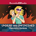 Undead and Unfinished: Queen Betsy, Book 9 (       UNABRIDGED) by MaryJanice Davidson Narrated by Nancy Wu