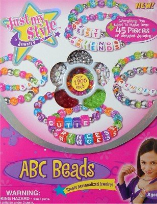 Just My Style Jewelry ABC Beads
