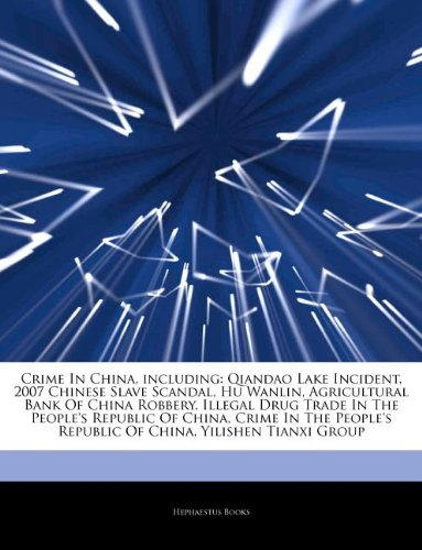 articles-on-crime-in-china-including-qiandao-lake-incident-2007-chinese-slave-scandal-hu-wanlin-agri