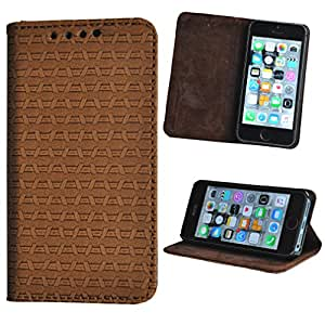 DING DONG PU Leather Flip Cover For Micromax Canvas Xpress 2 E313