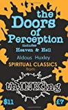 img - for The Doors of Perception: Heaven and Hell (Thinking Classics) book / textbook / text book