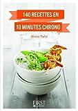 Petit Livre de - 140 recettes en 10 minutes chrono...