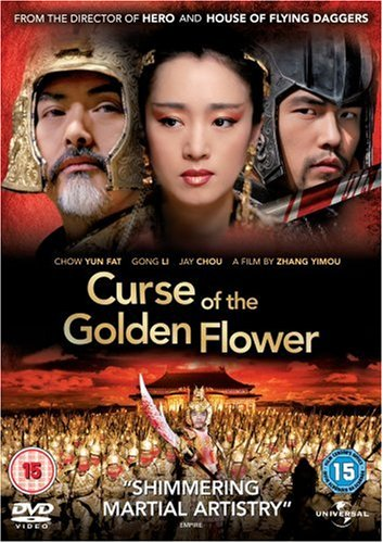 Curse of the Golden Flower [DVD]