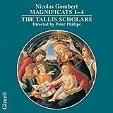 Gombert: Magnificats 1-4