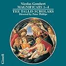 Nicolas Gombert : Magnificats avec antiennes