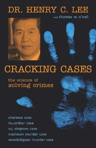 Image for Cracking Cases : The Science of Solving Crimes