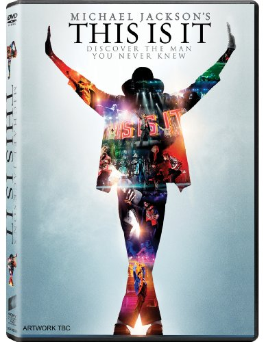 Michael Jackson's This Is It (1 Disc) [DVD] [2010]