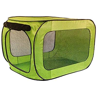Sport Pet Designs Kennel Pro Pop Open, Medium