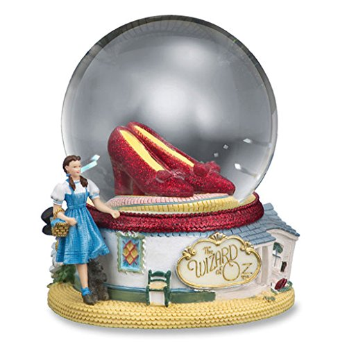 Ruby Slippers Water Globe