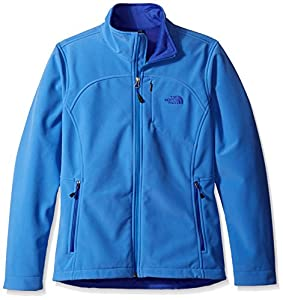 The North Face Women's Apex Bionic Jacket Coastline Blue Large
