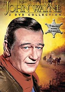 John Wayne Collection (John Wayne: Amercian Hero of the Movies / The Dawn Rider / Texas Terror / The Trail Beyond / McLintock / The Star Packer / The Hurricane Express)