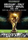 FIFA(R)ワールドカップ  ウルグアイ/イタリア/フランス/ブラジル 1930-1950 [DVD]