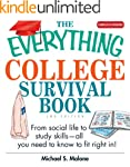 The Everything College Survival Book:...