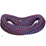 Zowaysoon 10m 11mm (49ft 0.43in) Climbing Dynamic Rope 8.9KN Rope for Rock Climbing Caving Canyoning (Color: Blue, Tamaño: 49ft 0.43in Dynamic)
