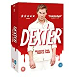 Dexter Int�grale - Saison 1-2-3par Preston Bailey