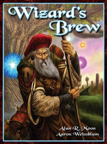 Wizard's Brew by Gryphon Games