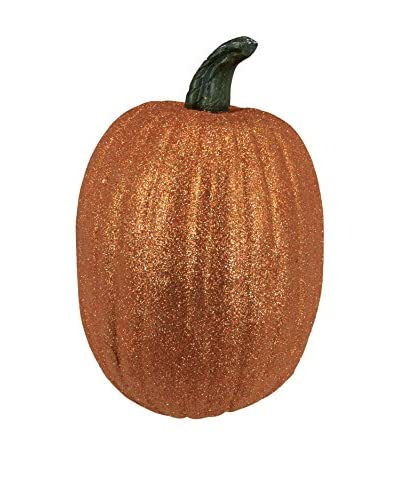 Fantastic Craft Tall Pumpkin, Copper