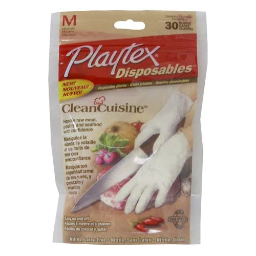 Playtex Cleancuisine Disposable Gloves