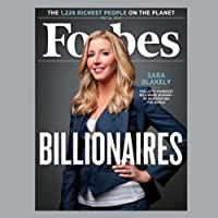 Forbes, 1-Month Subscription  by Forbes Narrated by Ken Borgers
