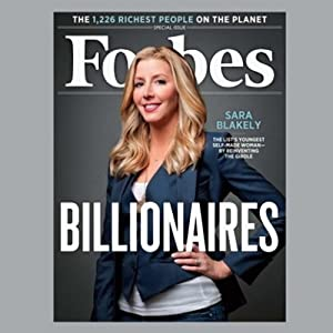 Forbes, 12-Month Subscription Periodical