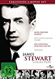 DVD Cover 'James Stewart Collection - 4-Movie-Set [4 DVDs]