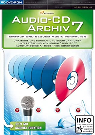 Audio-CD Archiv 7