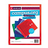 Smead Campus.org� Poly Envelope, Letter Size, 5 per Pack, Assorted Colors (89501) ~ Smead
