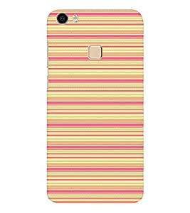 EPICCASE awesome pinks Mobile Back Case Cover For Vivo V3 Max (Designer Case)