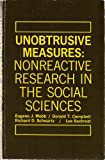 img - for Unobtrusive Measures book / textbook / text book