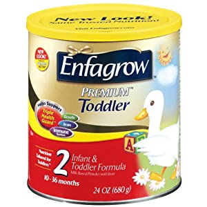 Enfagrow PREMIUM, Unflavored Powder, 24-Ounce Can